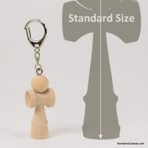 Kendama Canada - Kendama porte-cls - Kendama Key Chain