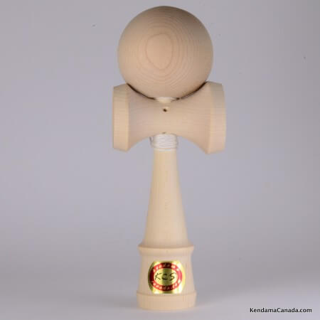 Kendama Canada  Kendama KCS du Qubec  Collection Prestige  modle Unique au monde en rable  balle rable naturel