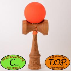 Kendama Canada Pro-C – KCS – TOP - Cherry - Cerisier