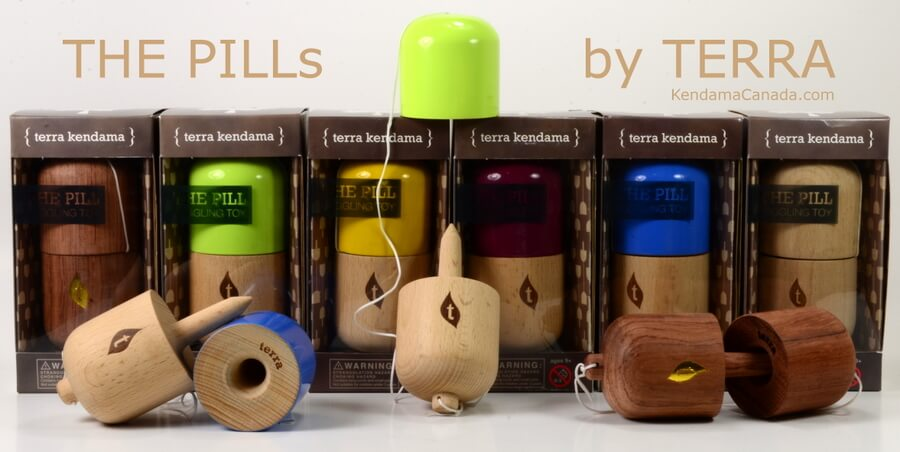 The PILL by Terra Kendama