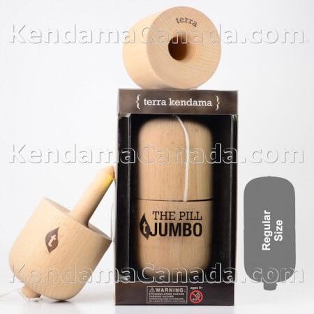 Jumbo Pill Plain