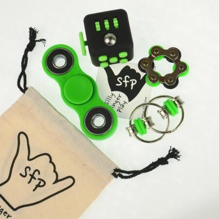 SFP Fidget Kit Green