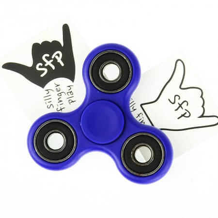 SFP spinner blue