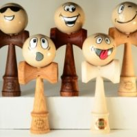 Kendama Canada - Modulos Cool - Collection Prestige - Bois Exotique