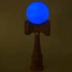 Kendama Canada – Kendama KCS – balle bleue - fluorescente dans le noir
