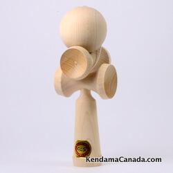 Kendama Canada – Kendama KCS 5 coupes en cerisier – fabriqué au Québec – Sherbrooke – Canada