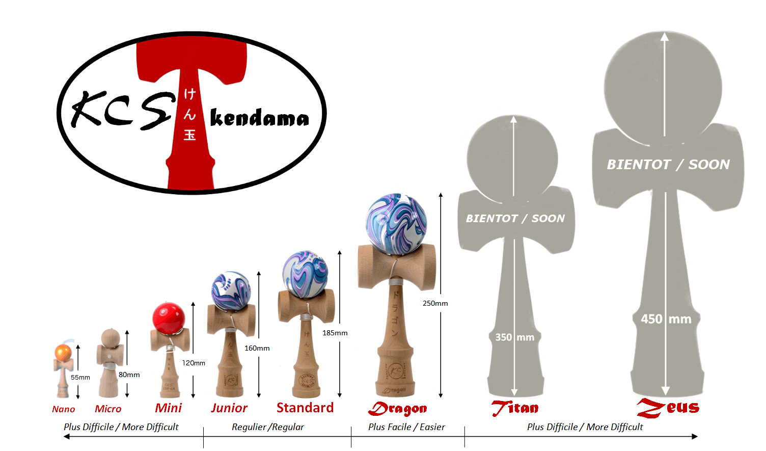 Banner grandeur kendama