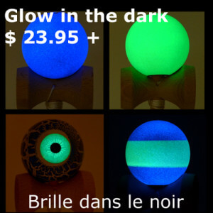 Phosphorescent glow Fluo