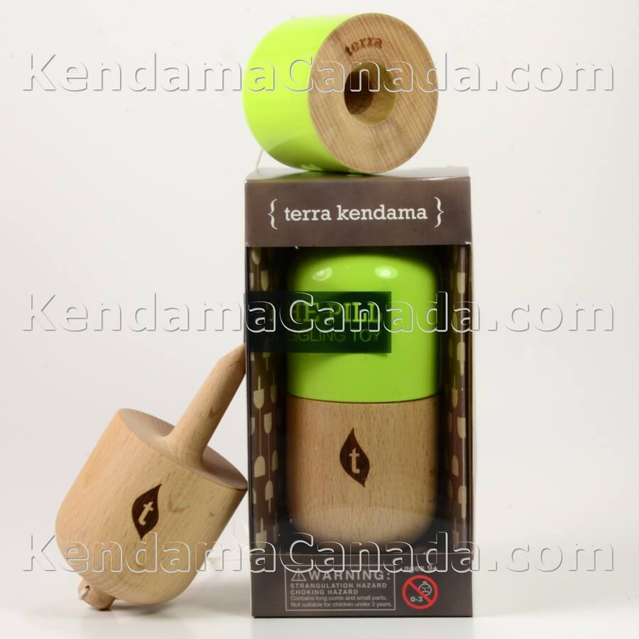 Kendama Canada - Terra Kendama The Pill