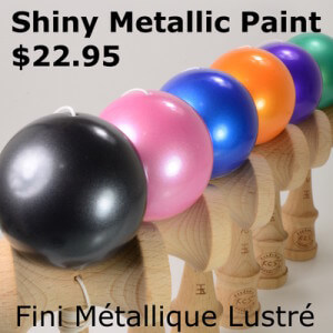 Shiny Metallic / metallique lustré