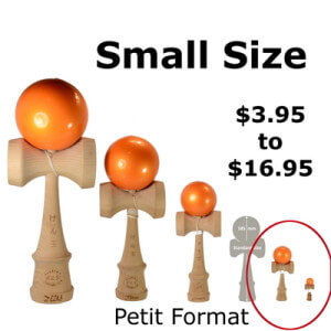 Small, Nano, Mini, Micro Kendama