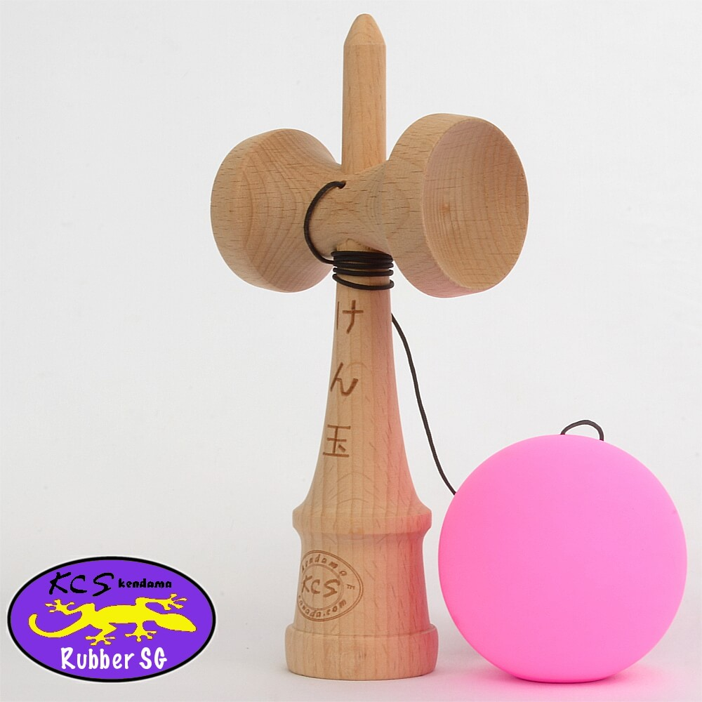 kendama kcs pink rubber paint sg peinture caoutchouc. Black Bedroom Furniture Sets. Home Design Ideas