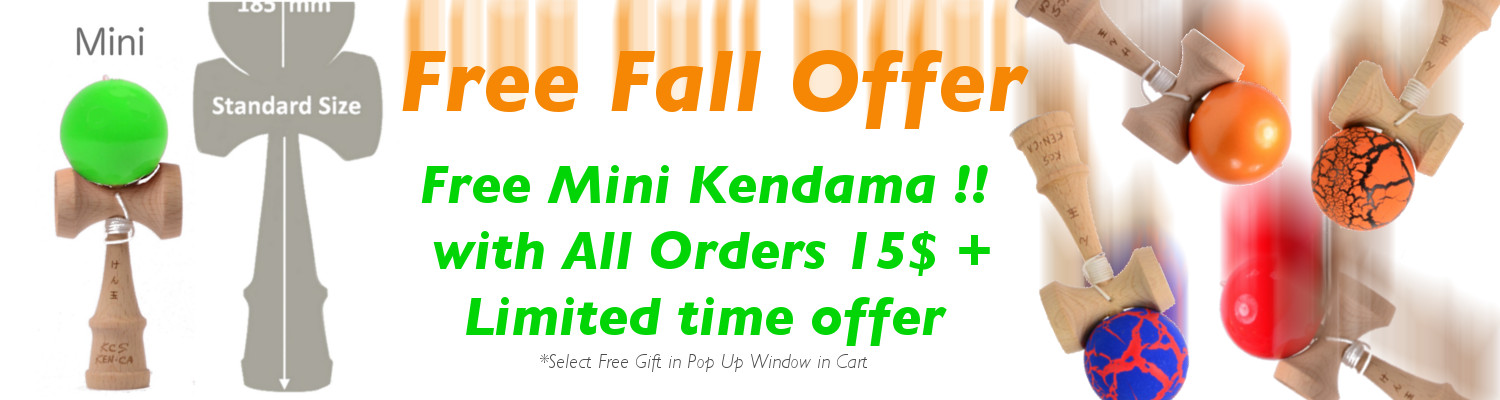 Mini Free Fall Offer